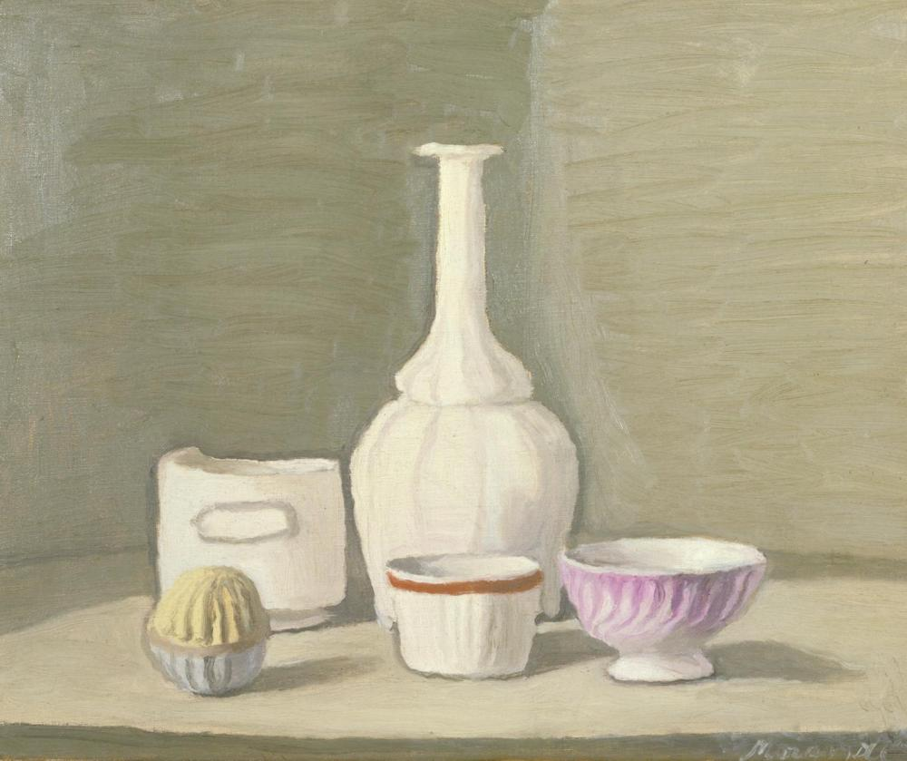 Still Life 1946 Giorgio Morandi