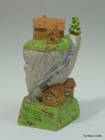 Small Alpine Scene-001