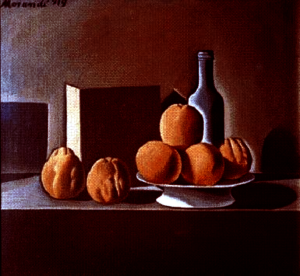 Morandi - Light and Dark