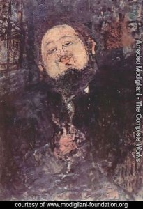 Portrait Of Diego Rivera I