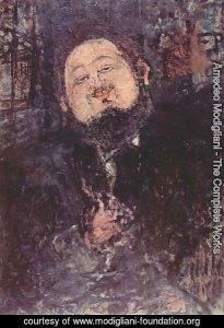 Portrait Of Diego Rivera I