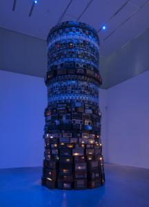 Babel 2001 by Cildo Meireles born 1948