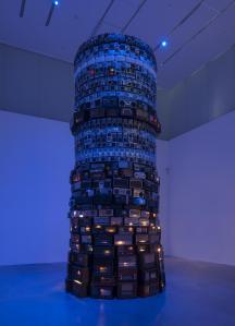 Babel 2001 by Cildo Meireles born 1948