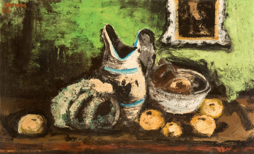 Still Life with Cabbage (1948), Floris Jespers