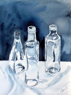 Monochrome Bottles telling a Story from https://www.malmgren.nl/post/Monochrome-Bottles-telling-a-Story