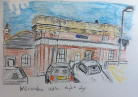 Whitstable station