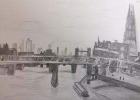 2018-07-30 London skyline