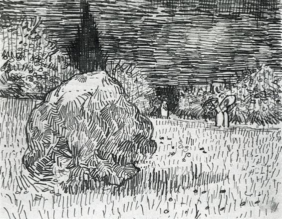 bush-in-the-park-at-arles-18881large